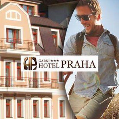 Garni hotel Praha*** s wellness v srdci údolí Trenčianských Teplic