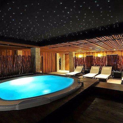 Luxusní letní wellness pobyt ve Via Jasná ***