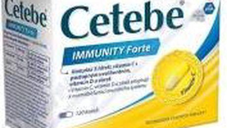 Cetebe Immunity Forte 120 kapslí