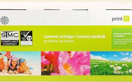 Print IT Q6003A, purpurová (PI-13)
