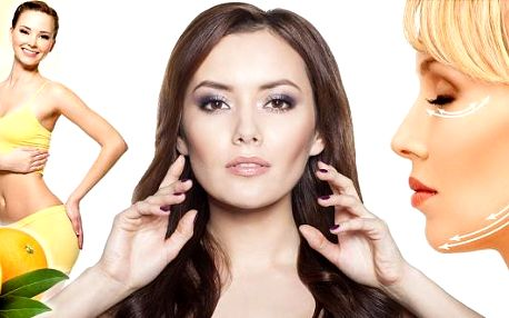 Užívejte si štíhlejší postavu a bezchybnou tvářičku po celý rok díky neinvazivní liposukci a liftingovému ošetření. Při koupi 5 poukazů dostanete 6. ošetření zdarma.40min. neinvazivní liposukce (kavitace) nebo 60min. liftingové ošetření obličeje, krku a