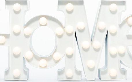 Dekorativní světlo Carnival Home, bílé - doprava zdarma!