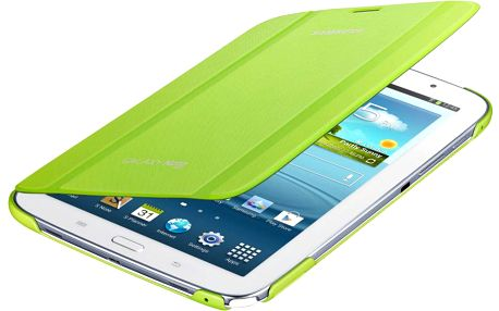Samsung polohovací pouzdro EF-BN510BG, Galaxy Note 8, zelená