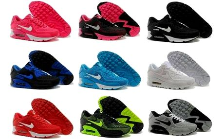 Nike Air Max - 11 barev