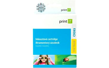 Print IT C9393, č.88, žlutá