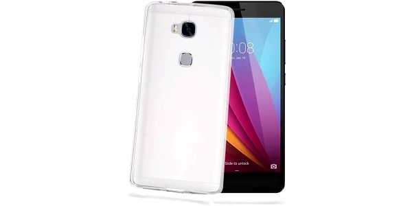 Kryt na mobil Celly Gelskin pro LG K10 (GELSKIN541) průhledný