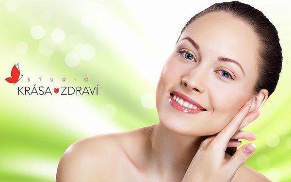 Kosmetické ošetření pleti s liftingem ve Studiu krása a zdraví v Ostravě