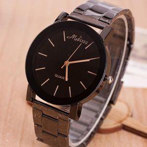 Unisex hodinky s elegantním ciferníkem - dodání do 2 dnů