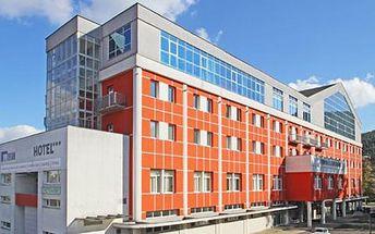 Tatranské léto v rodinných apartmánech hotelu SPOLCENTRUM *** + dítě do 5,99 let zdarma