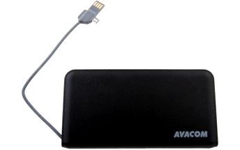 Power Bank Avacom 6000mAh (PWRB-6000K)