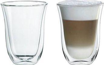 DE LONGHI Sklenice Latte macchiato DELONGHI