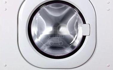 Pračka se sušičkou Nardi LVAS 12E vestavná, automatická + 200 Kč za registraci