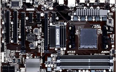 GIGABYTE MB GA-970A-DS3P (AM3+, amd, 4x DDR3, SATA3+RAID, USB3, 7.1, GLAN, ATX)