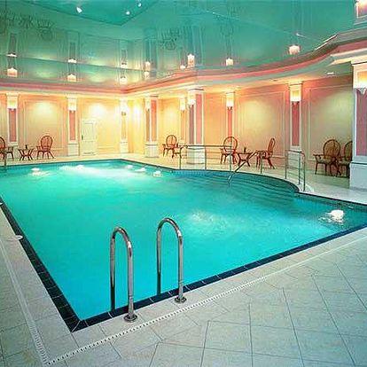 Jedinečné wellness pobyty v hotelu Richmond