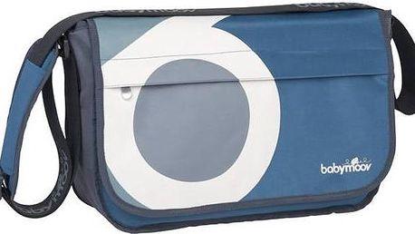Přebalovací taška Babymoov Messenger Bag Petrol modrá