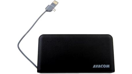Power Bank Avacom 6000mAh 2.1A (PWRB-6000K)
