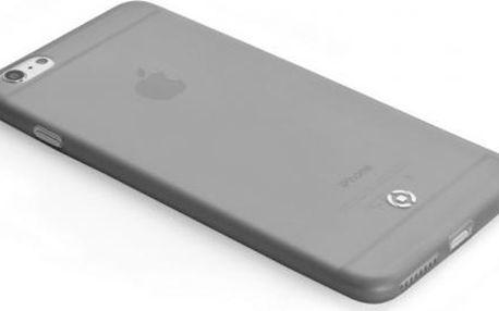 Kryt na mobil Celly pro Apple iPhone 6 Plus / 6S Plus (FROSTIP6SPBK) černý