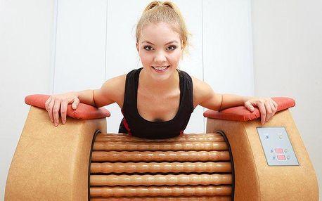 Permanentka na cvičení na přístroji Rolletic v salonu Xidonie v Praze