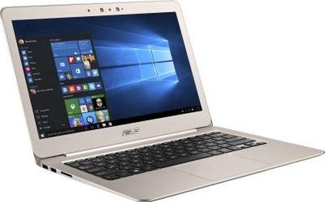 Notebook Asus UX305LA-FB055T + 200 Kč za registraci