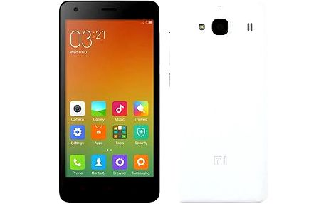 Xiaomi Redmi 2 8GB bílý