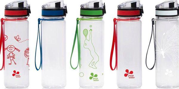Zdravá a praktická eco láhev na pití