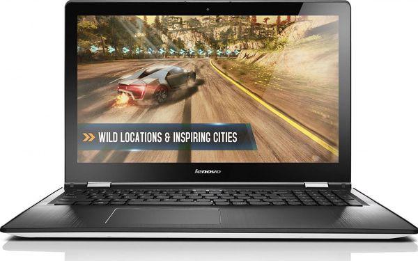 Notebook Lenovo IdeaPad Yoga 500-15IBD 80N600EXCK + 200 Kč za registraci