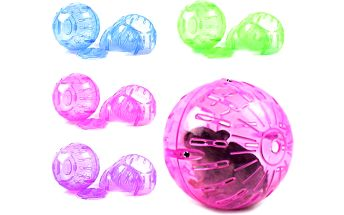 Plastová hrací koule pro křečky