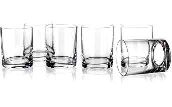 Banquet Degustation Crystal whisky, 6ks