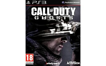 Call of Duty: Ghosts (PS3) - 84677EM