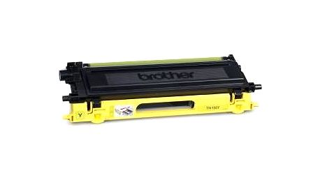 Brother TN-135Y, yellow - TN135Y