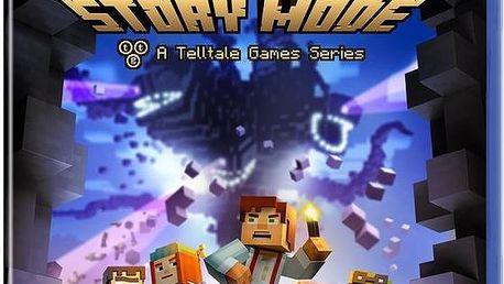 Minecraft: Story Mode - PS4 - 5060146462310