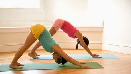 Podložka na Yogu s protiskluzovým povrchem - v několika barevných variantách