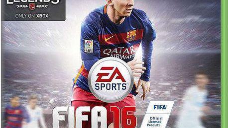 FIFA 16 - X360 - 5035223112860