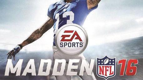 Madden NFL 16 - XONE - 5030933112919