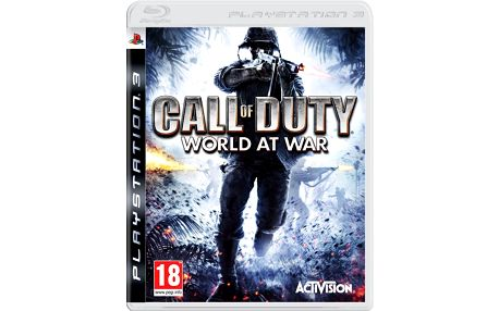Call of Duty: World At War (PS3) - 84058UK