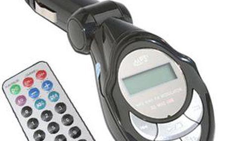 Transmitter FM do auta - MP3 USB transmitter