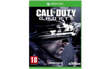 ActiVision Call of Duty: Ghost (10) XBOX ONE EN 84683EM
