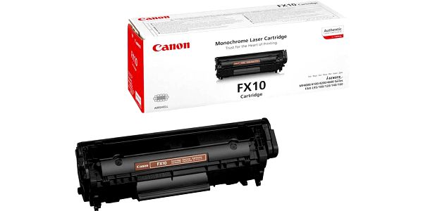 Canon FX-10, černý - 0263B002
