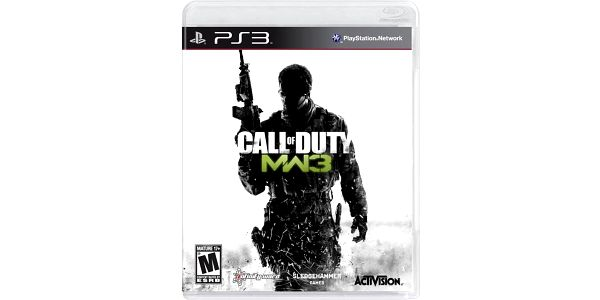 Call of Duty: Modern Warfare 3 (PS3) - 84205UK