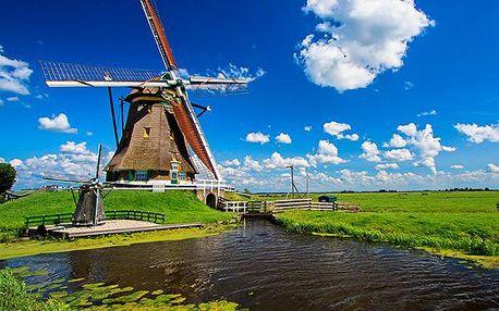 4denní Holandsko + sýrové trhy a skanzen
