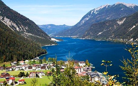 3denní poznávací zájezd za krásami Tyrolska včetně Innsbrucku pro 1 osobu