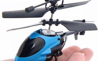 Mini RC helikoptéra na dálkové ovládání