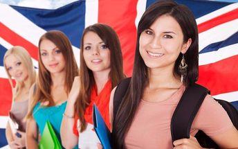 Konverzační kurz anglického jazyka s příběhy