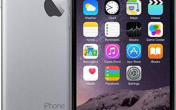 Apple iPhone 6, 16 GB, vesmírně šedý, EU