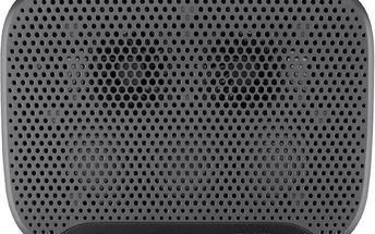 Belkin chladící podložka pod notebook CoolSpot Anywhere Ultra, dualní ventilátor - F5L103bt