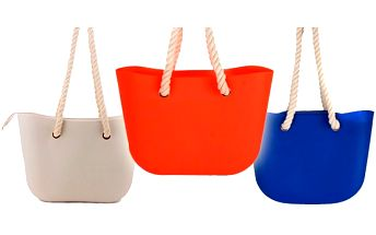 Silikonová kabelka - TOP módní hit!