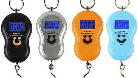 Zavazadlová váha - do 40 kg