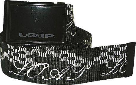 Sportovní pásek FLOW černá