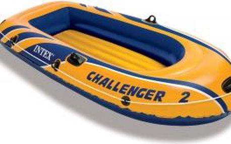 Nafukovací člun INTEX Challenger 2
