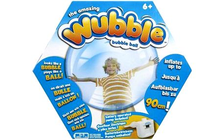 Wubble Bubble Ball skvělá bublina 9 m